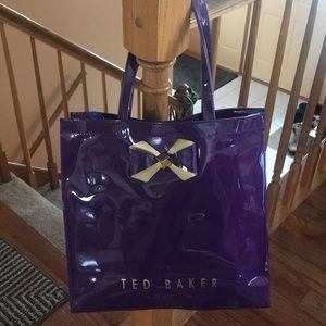Ted Baker London - Large Bow Detail Tote
